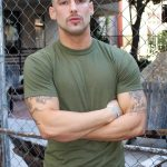 Active-Duty-Calvin-Naked-Muscular-Marine-Jerk-Off-01-150x150 Muscular Inked Up Marine Jerks His Big Dick Until He Cums
