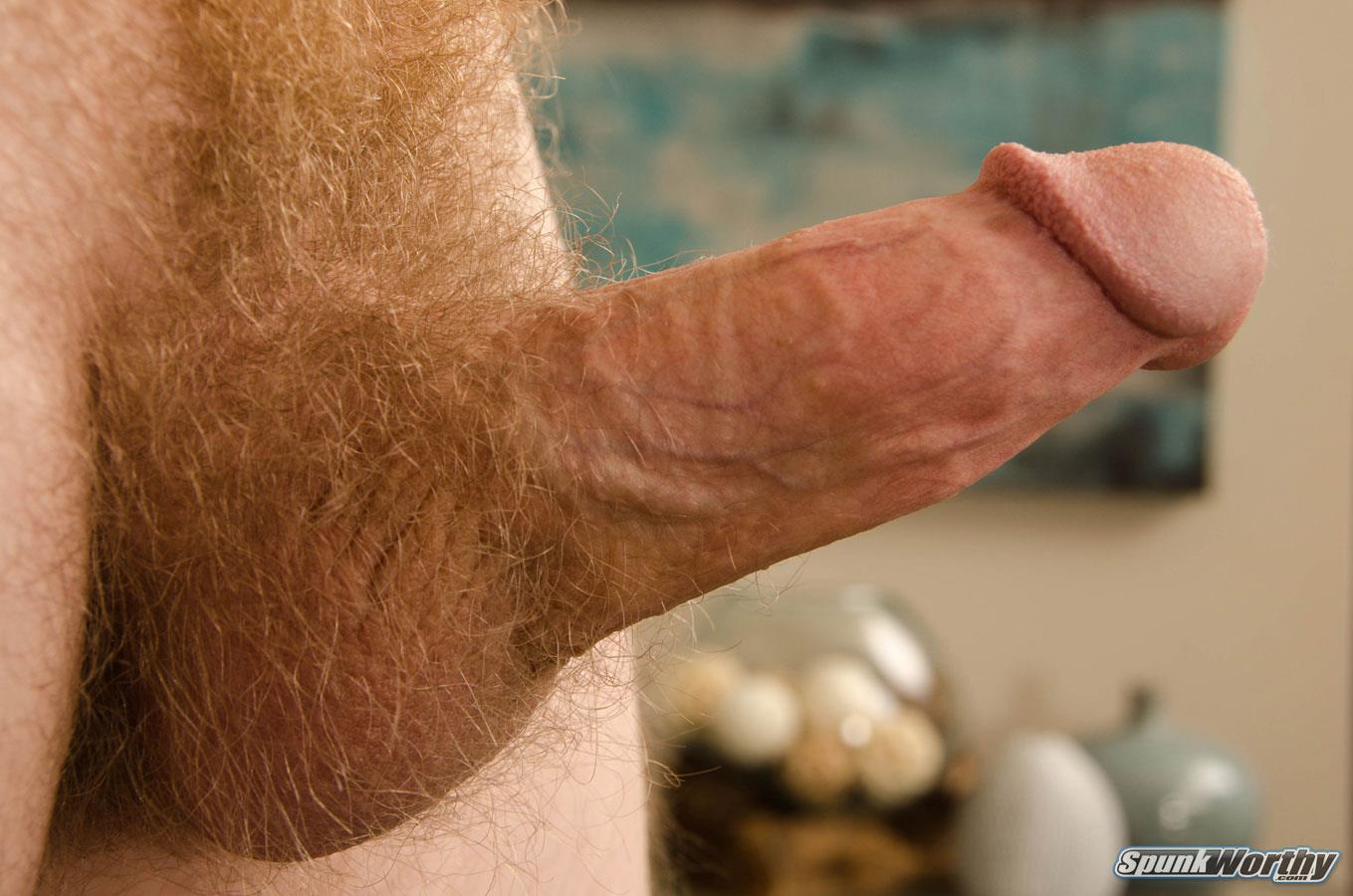 SpunkWorthy-Vance-Naked-Marine-With-A-Thick-Cock-Jerking-Off-08 Tall Straight Marine Jerks Off On Camera For The First Time