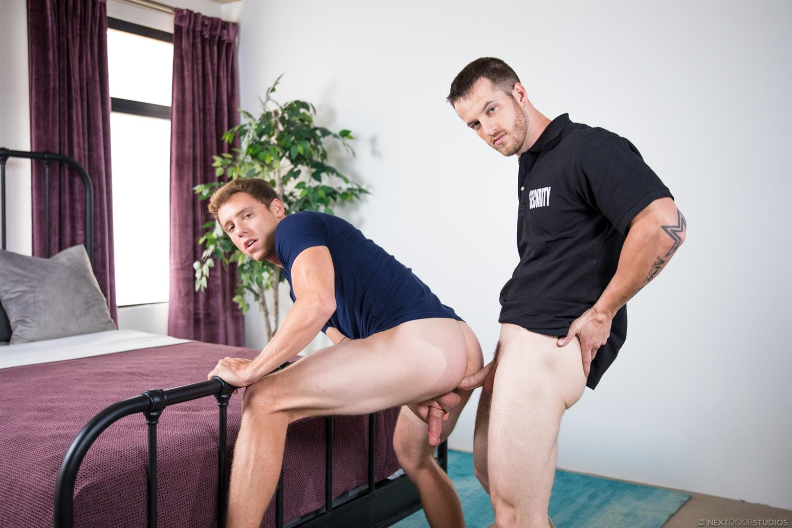 Next-Door-Buddies-Quentin-Gainz-and-Justin-Matthews-Bareback-Flip-Fucking-11 Quentin Gainz and Justin Matthews Bareback Flip Fucking