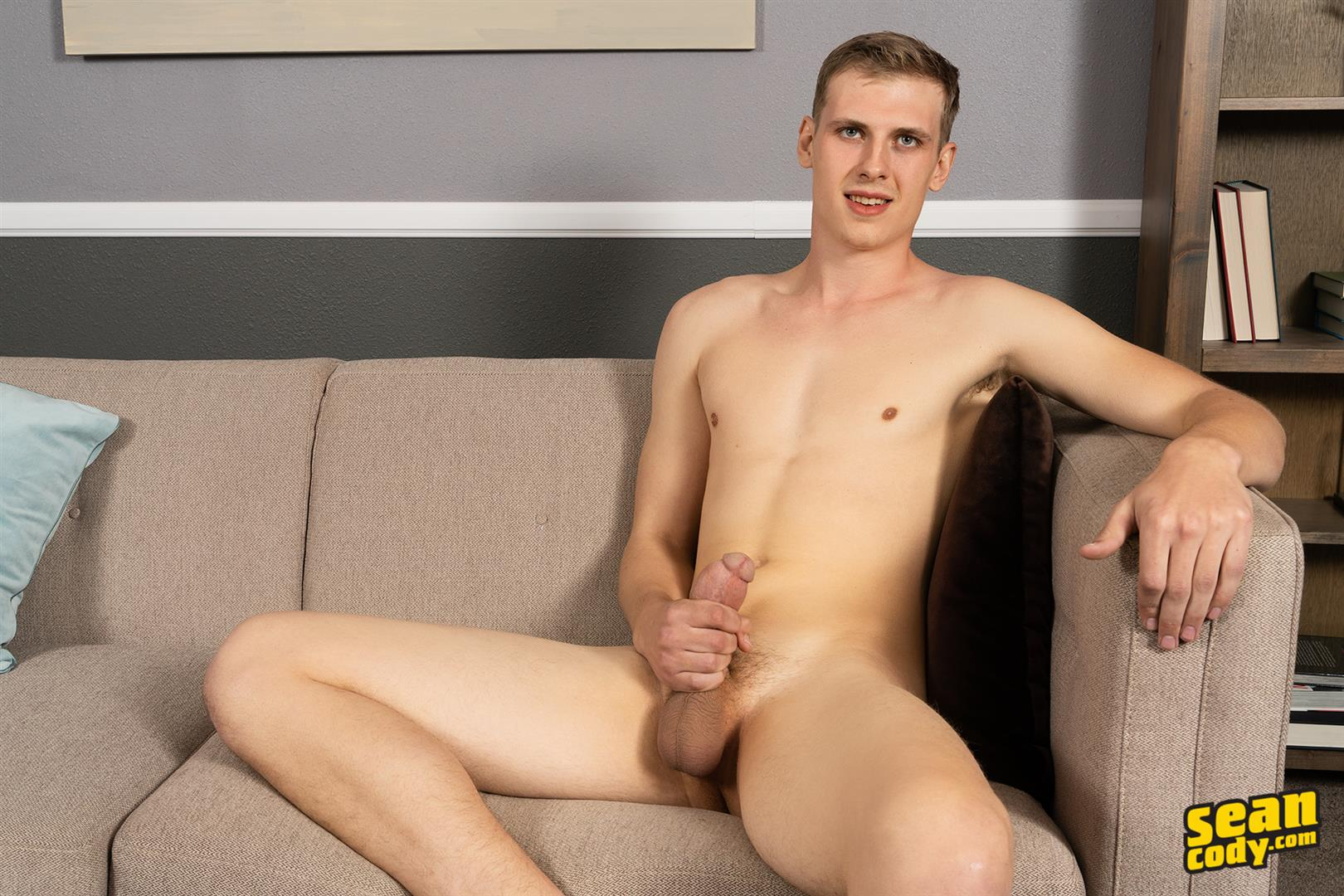 Sean-Cody-Mick-Big-Dick-Bisexual-Blue-Collar-Guy-Masturbating-07 Check Out The Cock On This Young Bisexual Blue Collar Stud